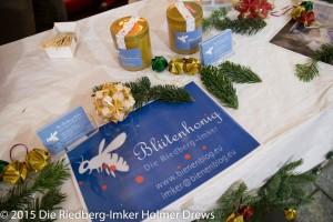 Riedberg-Imker auf dem Weihnachtsmarkt 2015