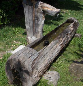 Brunnen in Naturns
